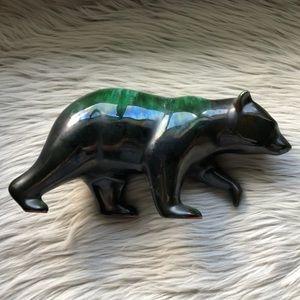 Other - Beautiful Porcelain Bear Figurine